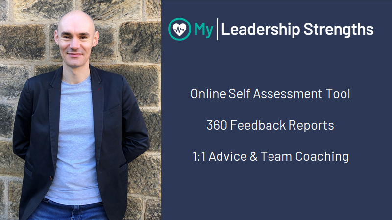 Andy Jenkins – My Leadership Strengths